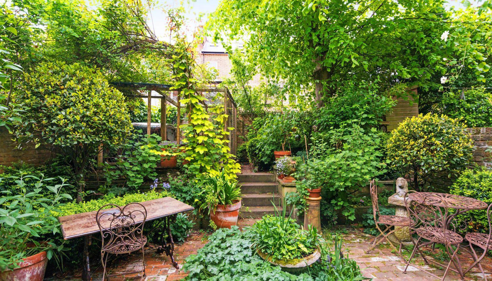 City gardens - Move To