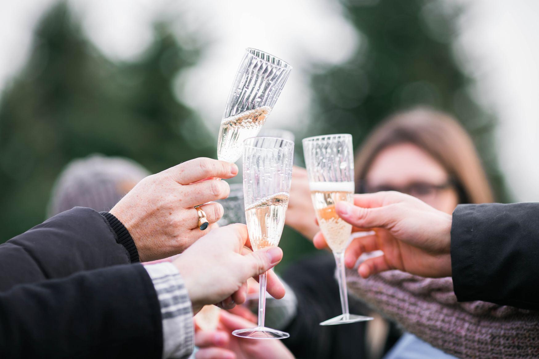concorde champagne day