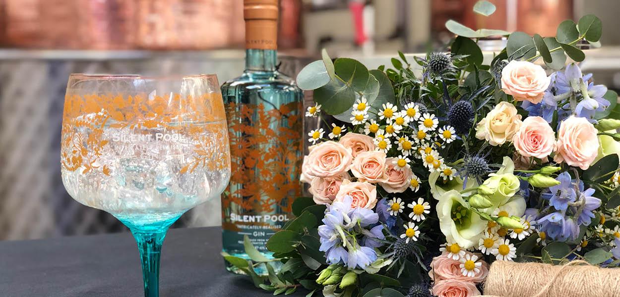 silent pool floral classes, floristry, workshop, floristry workshop, silent pool, albury, guildford, surrey, events, summer 2019