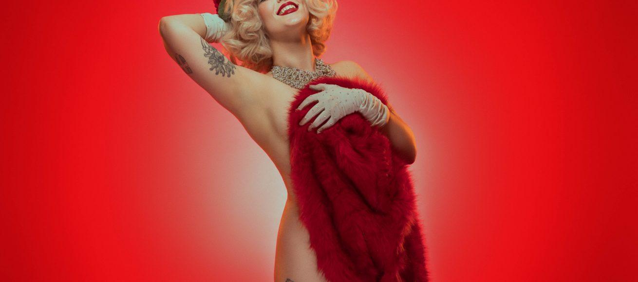 Lena Mae Lenman, Hundred Watt Club, Guildford, The Boileroom, Electric Theatre, Surrey, November 2019, December 2019, The Art Parlour, Burlesque, Vaudeville
