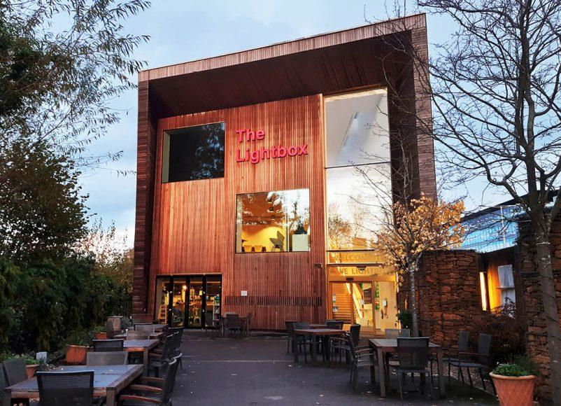 the lightbox, woking, museum, gallery, surrey, guide to, guide to surrey, guide to what's on, saving surreys venues, community spirit, community news